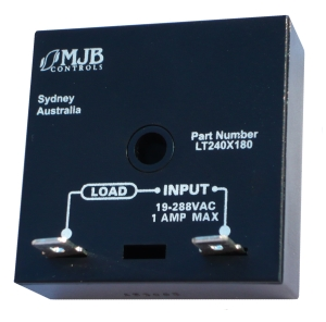 LT240X180 Solid State Anticycle Cube Timer