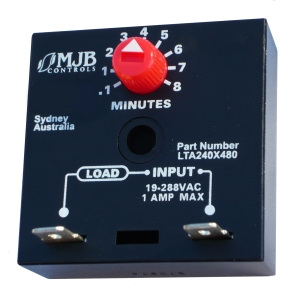 LTA240X480 Solid State Anticycle Cube Timer