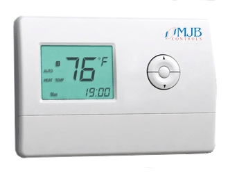 PDT7D Programmable 5 + 2 Day Digital Thermostat